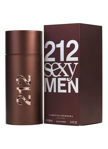 Carolina Herrera 212 Sexy Edt 100Ml Erkek Parfüm Renksiz